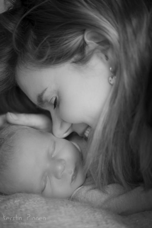 Mutter und Shon