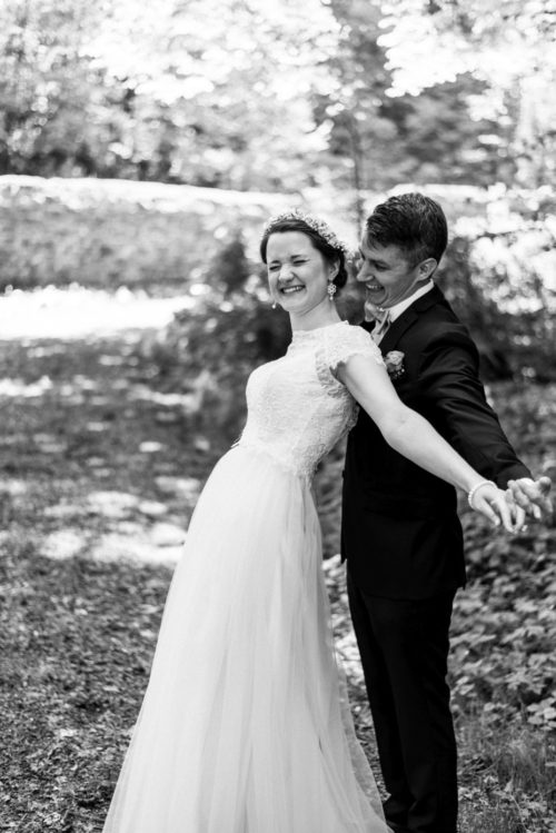 Hochzeitsreportage Verena & Michael
