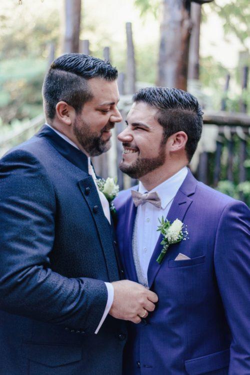 Hochzeitsreportage Stefan & Sebastian
