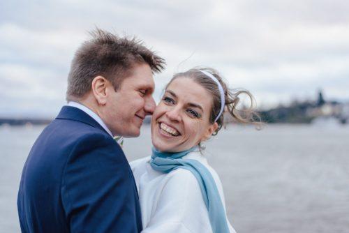 Hochzeitsreportage Eva & Erik