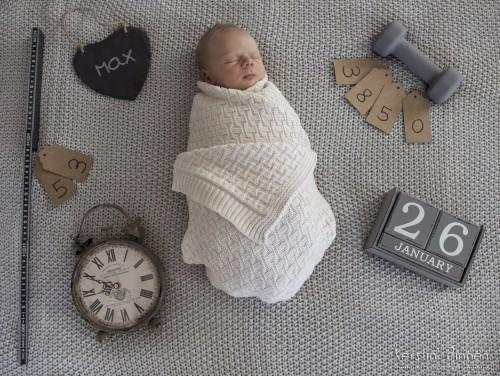 Geburtsanzeige
