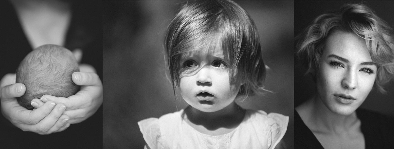 Spezilaisierung Newbornfotografie, Kinderfotografie Portraitfotografie