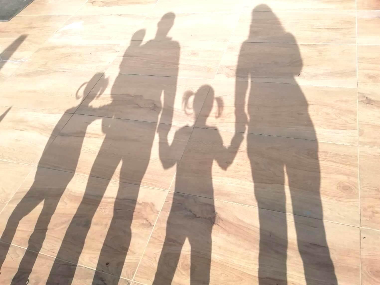 Fotoaufgabe Schattenbild